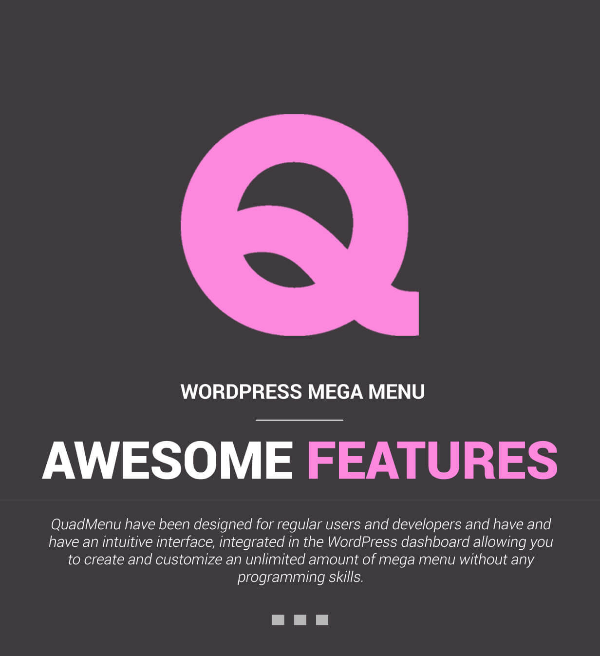 Nulled QuadMenu - Themes Developer Mega Menu free download