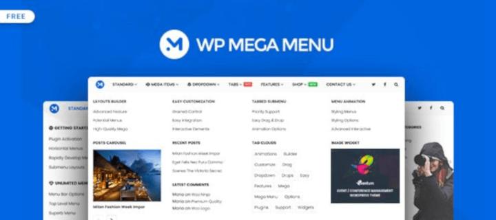 Max Mega Menu vs WP Mega Menu