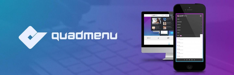 How to add Widgets to your WordPress Menu - QuadMenu
