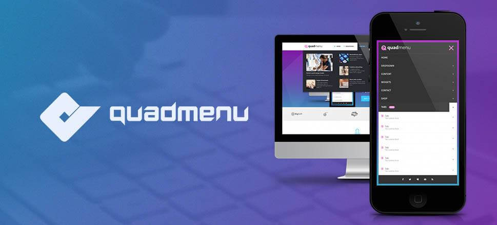 The best plugins and themes to create your hamburger menu - Quadmenu